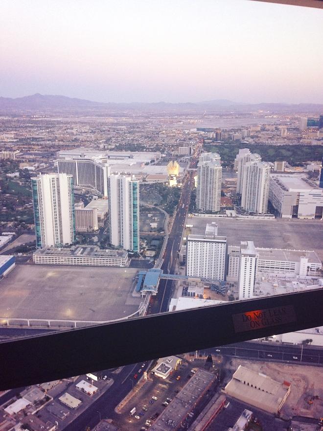 Stratosphere Thrills - Las Vegas, Nevada, USA