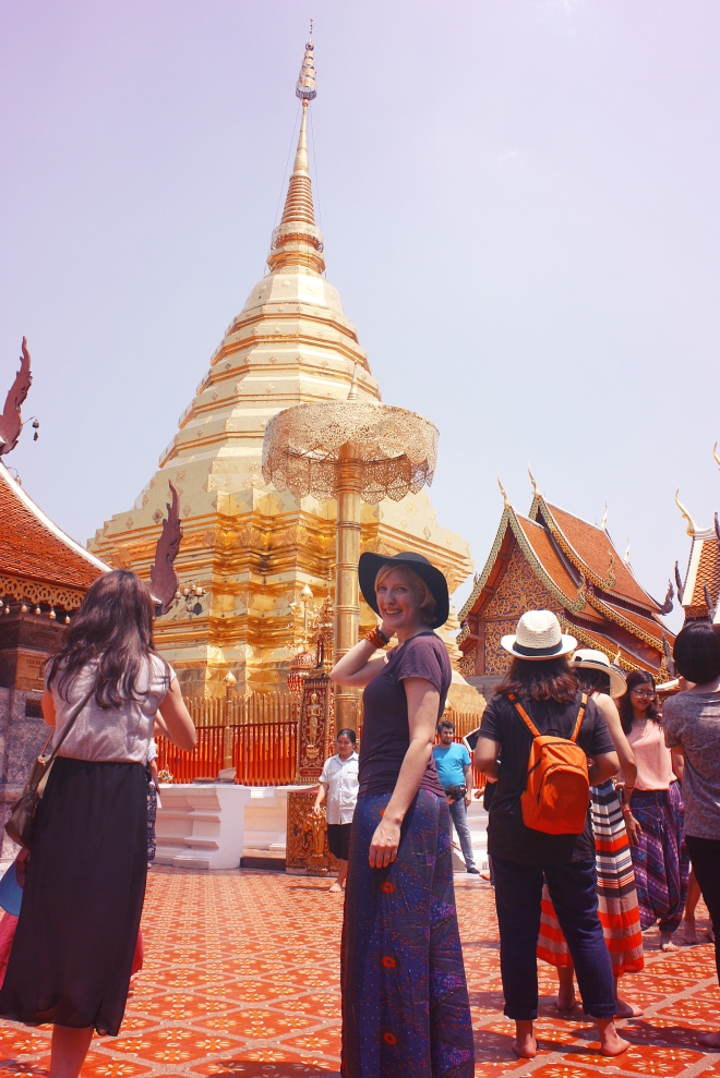 Doi Suthep - GRACE GOES GLOBAL