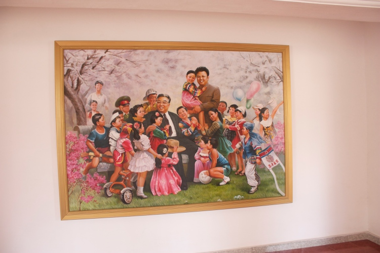 An American in North Korea - GraceGoesGlobal.com